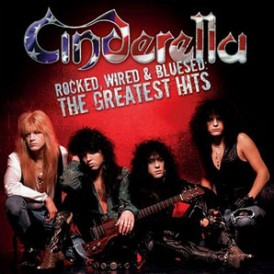 Cinderella - Rocked Wired & Bluesed